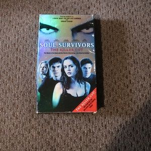 Other - Soul Survivors VHS